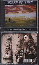OCEAN OF TIME: ... OF LONGING AND WISHES CD RARE PRIVATE MELODIC HARDROCK NEW