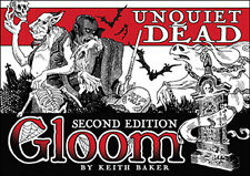 Gloom Unquiet Dead 2nd Edition Card Game Expansion Atlas Games ATG 1355