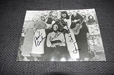 THE GRANDMOTHERS Bunk Gardner signed Autogramme InPerson FRANK ZAPPA