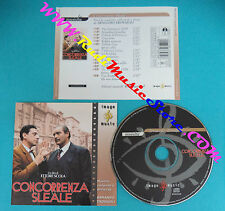 CD ARMANDO TROVAJOLI Concorrenza sleale le musiche 2001 holland(Xi4)no lp mc dvd