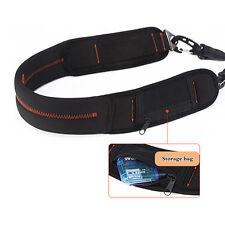 Hot Pro Shoulder Sling Belt Neck Quick Rapid Strap for DSLR Digital SLR Camera