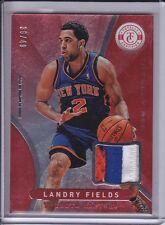 2012-13 Totally Certified Landry Fields Patch Red # 36/49 Knicks Raptors