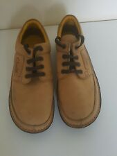 Mens clarks active air shoes Tan Size 9.5