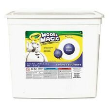 Crayola Model Magic Modeling Clay Air Drying Compound Dries Light Weight