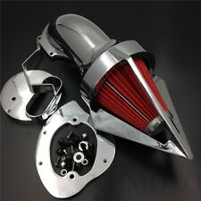 Triangle Spike Air Cleaner kits for Yamaha V-Star 1100 Dragstar XVS1100 99-12