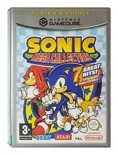 SONIC MEGA COLLECTION (PLAYER'S CHOICE) (Nintendo Gamecube) Wii A