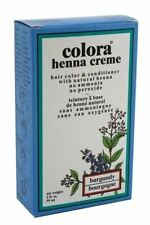Colora Henna Creme Hair Color Burgundy, 2 oz
