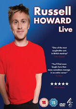 DVD:RUSSELL HOWARD LIVE - NEW Region 2 UK
