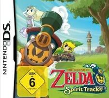 NINTENDO DS 3DS LEGEND OF ZELDA SPIRIT TRACKS Neuwertig