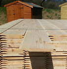 £1 Per Metre SHIPLAP A* Grade Scandinavian Tongue & Groove Timber Cladding