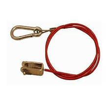 Breakaway Cable Clevis Type fits Ifor Williams Trailers