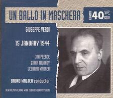 Verdi - Un Ballo in Maschera - Met - Walter 1944 - 2 CD