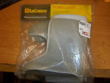 LACROSSE Replacement~REMOVABLE Boot Liners~ Foam BOOT Liner~YOUTH Size 9, WINTER