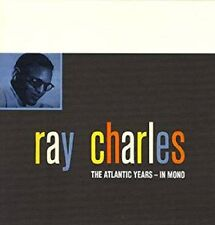 The Atlantic Studio Albums In Mono [Vinile] Ray Charles BOX 7LP - SIGILLATO