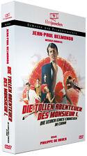 Die tollen Abenteuer des Monsieur L. - Jean-Paul Belmondo - Filmjuwelen DVD