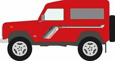 Land Rover Decals Stripes 90 County Landrover Graphics stickers V8 TDi