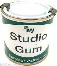 Studio Gum Glue Cow Gum Tin Rubber Adhesive Glue Rubber Based Glue Tin 250ml New