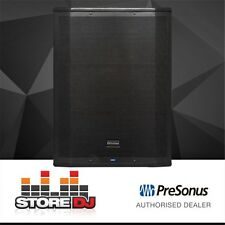 "PreSonus AIR18s 18"" 1200W Powered PA Subwoofer"