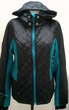 HAWKE QUILTED SOFT SHELL JACKET SIZE L RRP $150 USD, BNWT!