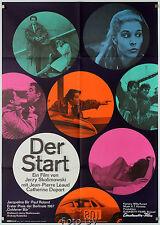 Der Start|Le départ 1967 Jerzy Skolimowski Filmplakat