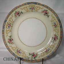 """NORITAKE china COLBY BLUE pattern 5032 Large Dinner Plate - 10-1/2"""""""