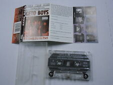 Geto Boys Till Death Do Us Part Cassette Tape Rap-A-Lot Records 1993 VG