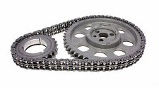 Comp Cams 2100 SBC SB Chevy Double Roller Engine Timing Chain Set 350 383 400