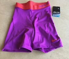 "Nike Pro Hypercool Women's 7"" Training Shorts, Size XS (UK 4-6), With Tags."