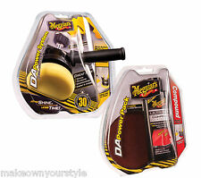 Meguiar's Kit DA POWER SYSTEM con rimuovi graffi ULTIMATE COMPOUND