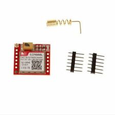 Small SIM800L GPRS GSM Module MicroSIM Card Core BOard Quad-band TTL Serial