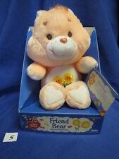 Vintage Care Bears Friend Bear 1984 In Orig Box