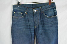 Prada Blue Denim Jeans Pants Skinny New Rare Washed Skinny Classic29 30 31 32