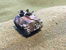 1/100th (15mm) Painted WWII German Hetzer SP/AT w crew Wargaming Model Mfid:G47c
