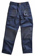 Blackrock Workman Mens Cargo Combat Work Wear Trousers Pants Knee Pad Pockets