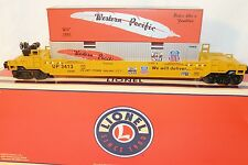 Lionel 58553 LOTS UP/WP Maxi-Stack Feather Graphic Reno Convention 2013 NIB C10