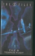 the X FILES tempus fugit episodio 8  i file segreti vhs ITA scatolato xfile