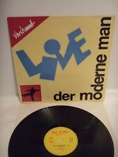 DER MODERNE MAN - VERSTIMMT / VINYL IN NEAR MINT