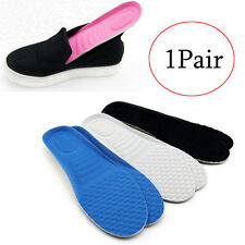 2Pc Footful Women Men Adjustable Gel Insoles Pads Orthotic Arch Support Shoe Pad