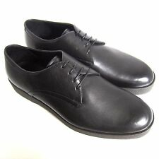 C-1363125 New Ermenegildo Zegna Leather Laced Shoes Size US 11 D Marked 10 EE