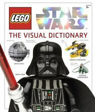 Lego Star Wars - The Visual Dictionary by Dorling Kindersley Publishing Staff...