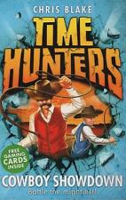 TIME HUNTERS - COWBOY SHOWDOWN - CHRIS BLAKE BATTLE OF MIGHTIEST -ALMOST NEW PN