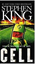 Cell by Stephen King (2006, Paperback)