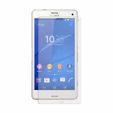2 x Clear LCD Screen Protector Film Foil Saver For Sony Xperia Z3 Compact