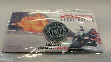 AMC Stubs IMAX Exclusive Mission Impossible Rogue Nation IMF Pin BRAND NEW