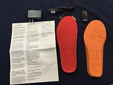 HEATED INSOLES WITH WIRELESS REMOTE AND USB CHARGING NOT THERMACELL Woman 12-13