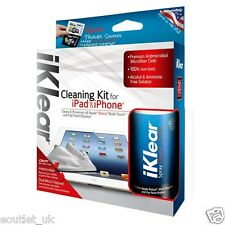 iKlear Screen Cleaner/Cleaning Kit For iPad Air 2 & Mini & iPhone 7 6 Plus SE 5s