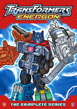 Transformers Energon The Complete Series ALL 51 EPISODES! 7-DVD SET!  NEW!