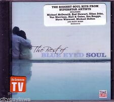 TIME LIFE Best of BLUE EYED SOUL Various Artists NEW CD 70s & 80s Robbie Dupree
