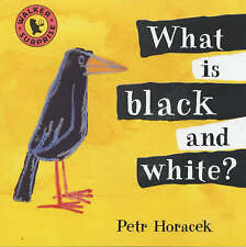What is Black and White? (Walker surprise),GOOD Book