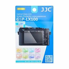 JJC GSP-LX100 Ultra-Thin Optical Glass LCD Cover for Panasonic DMC LX100, D-LUX